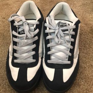 Vans Rowley XL2 black and white size 9